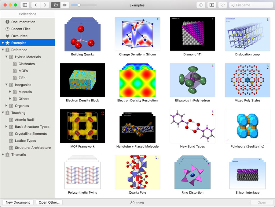 CrystalMaker screenshot