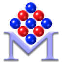 CrystalMaker application icon